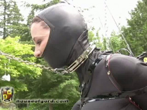 Barbified and Doll Walked [2009,orgasm,catsuits,corsets][Eng]