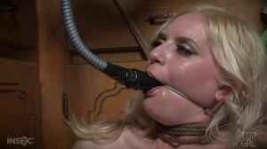 Blond Slave Dresden Gets Rough Tortures [2016,Dresden,Torture,Humiliation,BDSM][Eng]