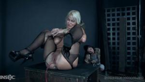 Piss River Part 1 [2018,RealTimeBondage,London River,BDSM,Torture,Whipping][Eng]