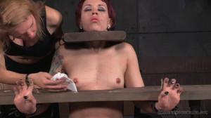 Elizabeth Thorn, Violet Monroe [2015,Elizabeth Thorn,Torture,BDSM,Humiliation][Eng]