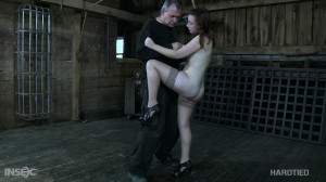 Living Bondage Fantasy [HardTied,Maggie Mead,Humiliation,Whipping,BDSM][Eng]