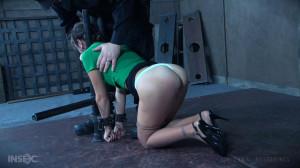 Behind Bars- Alana Cruise [2018,IR,Cool Girl,BDSM][Eng]