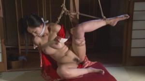 Strapping Shiden part 2 [2014,Torture,Bdsm][Eng]
