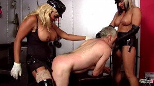 Maxine X, Mistress Orabella - Boy Punished For Jerking Off To My Website [2021,Maxine X,Strapon,Femdom][Eng]