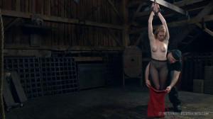 Ashley Lane Is Insane [2014,infernalrestraints,Torture,Bondage,Humilation][Eng]