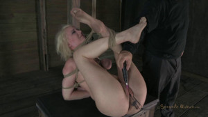 Bdsm Porn Videos Sexy Blond, Ass Fucked, Skull Fucked [2012,SexuallyBroken,Cherry Torn,BDSM,Torture,Whipping][Rus]