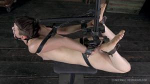 IR - Hazel Hypnotic - Stuck in Bondage [2014,Toys,Bondage,Humilation][Eng]