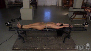 Sabrina Stretched and Suspended part 2 [Eng]
