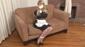 Bound and Felt Up vol.6 Lorelei Groped by Lauren Kiley [2018,BedroomBondage,Bondage][Eng]