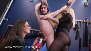 Mistress Tess and Mistress Krush - Sensation Overload [2021,Femdom ,Foot Domination,Foot Fetish][Eng]