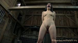 Juliette March (Marching On Again) [InfernalRestraints,Juliette March,Handcuffs,Enema,Humiliation][Eng]