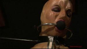 Toaxxx - Martina in Rubber 2 [2017,Toaxxx,hardcore masturbation., orgams,self bondage][Eng]