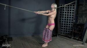 Taut Bondage [2018,Victoria Steffanie,Humiliation,BDSM,Bondage][Eng]