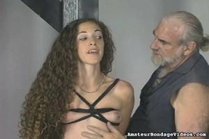 Nicole Bound To Extreme [Eng]