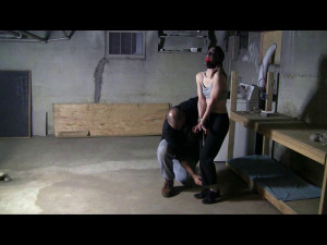 AJ Marion and Mr Ogre Pt 7 [2019,torture,Bondage,Rope][Eng]