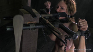 Ass Trauma - Rain DeGrey [Rope Bondage,BDSM,Submission][Eng]