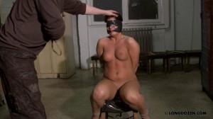 Cruel Breast Torture [2014,Bondage,Torture,Punish][Eng]