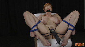 Red Head Spread [2017,Bondage,Humilation][Eng]