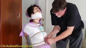Simone Begs For Help! [2021,BDSM,Rope,Bondage][Eng]