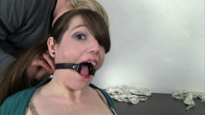 Trying On Gags For Mr.Big Boss [2015,Bondage,Humilation][Eng]