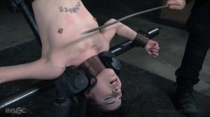 Sexy Spinning Device Bondage [Bondage,Rope Bondage,BDSM][Eng]