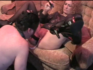 Sharing With Hubby [Babs Video Productions,Babs,Humilation,Femdom][Eng]