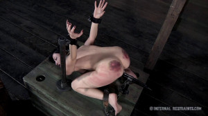 Elise Graves - Queen of Pain Part 2 [2013,Elise Graves,BDSM,Bondage][Eng]