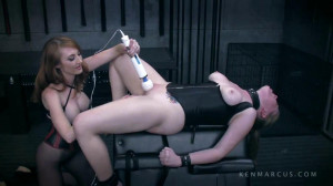 BDSM Sessions - Ariel Stonem and Kendra James [Eng]