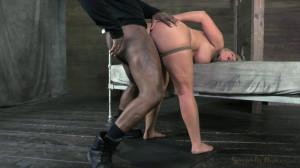 Booming Mellanie Monroe Made To Worship Bbc Punishing Deep Throat [Sexuallybroken][Eng]