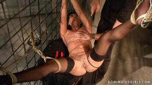 The Training - Part 2 [2021,Julia Hunter,BDSM,Bondage,All Sex][Eng]