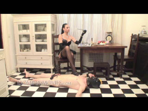 Bootlickers Kitchenday [Domina M,Domination,Humiliation,Femdom][Eng]