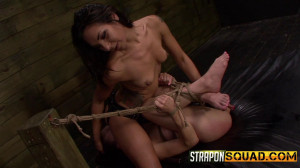 Another Round of Lesbian Domination with Nikki Bell Isa Mendez [Eng]
