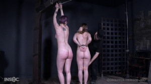 Feast Your Eyes part 3 [2018,BDSM,Humiliation,Torture][Eng]