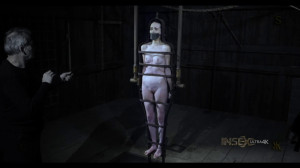 Super bondage, strappado and spanking young sexy girl part1 [2019][Eng]