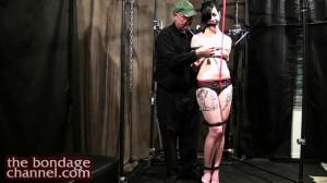 Nyxon's Nipples [2019,BDSM,Rope,Bondage][Eng]