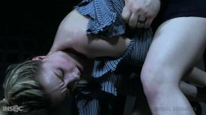 Stressed - Kate Kennedy [Rope Bondage,Domination,Spanking][Eng]