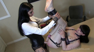 My Employee of the Month [2020,Foot Fetish,Femdom ,Foot Domination][Eng]
