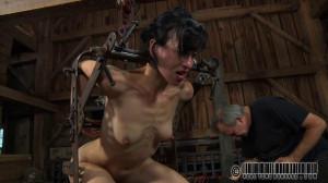 Whiny Bitch Part 3 - Elise Graves [Domination,Torture,Bondage][Eng]