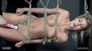 Taut [2018,HardTied.,Victoria Steffanie,BDSM,Torture,Bondage][Eng]