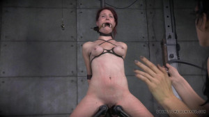 We Play The Orgasm Game With Ashley Lane and She Loses [Submission,Torture,BDSM][Eng]