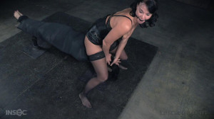 Aria Alexander Receives Off the Job Training [2016,Submission,Domination,Rope Bondage][Eng]