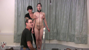 Trinity in Trouble Part 3 [2016,House of Gord,Lola Trinity,punishment,orgasm,splits][Eng]