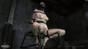Rain DeGrey - Hanging Around [2014,Rope Bondage,Spanking,Submission][Eng]