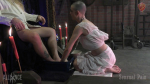 At His Feet - Abigail Dupree [Eng]