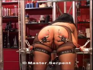 Torture Galaxy - vi Scene 16 [Elektro,Extreme Tit+Pussy+Ass Torture][Eng]