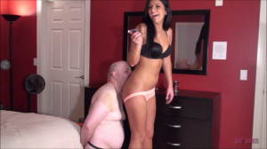 Christina - Electric Chastity Tube Training [Clips4Sale][Eng]