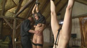 Der Schwarze Dorn - pooch Training School [2013,MMV,Karina Hamburg Carlos E Fraulein Wild,Torture,Bondage,Pissing][Eng]