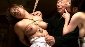 Ayane and Imai lily [2013,Bdsm,Bondage][Eng]