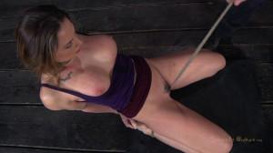 Chanel Preston manhandled, Brutally deep throated [2018,SB,Cool Girl,BDSM][Eng]