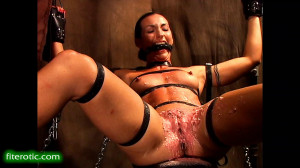 Wax Whip Orgasm Repeat [torture,BDSM,Bondage][Eng]